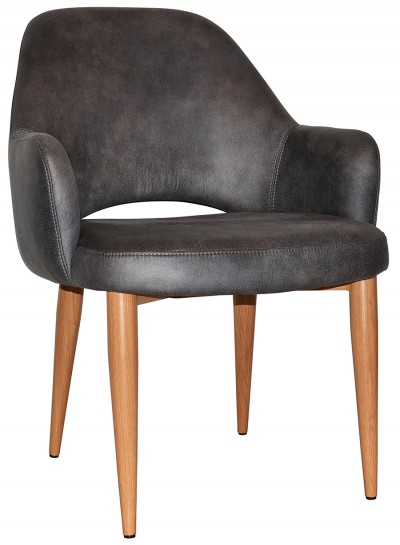 ALBURY-XL-CHAIR-EASTWOOD-SLATE-WOOD-LOOK-METAL-LEGS