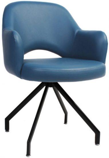 ALBURY-SWIVEL-ARM-CHAIR-BLUE-VINYL-scaled-e1588053894914