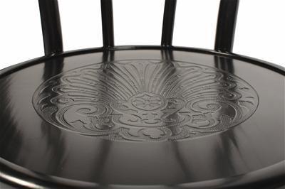 PRINCESS-BENTWOOD-CHAIR-SEAT-BLACK