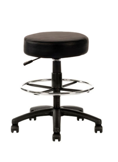 Gas lift drafting stool