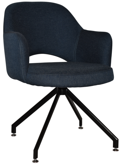 Albury swivel arm chair