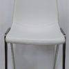 Nadine Chair Stainless Steel Legs